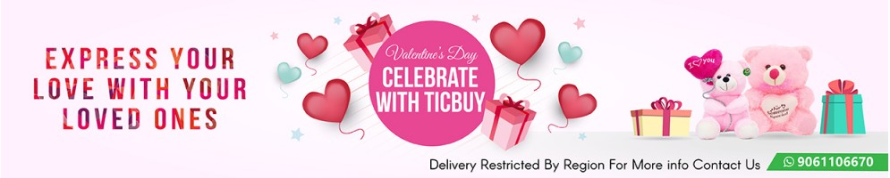 Valentin day Surprise Gifts