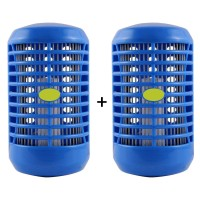 Electronic Mosquito Insect Killer Cum Night Lamp Set of 2 Pcs