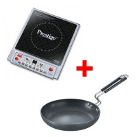 Prestige Induction Cooktop Plus Fry Pan 240mm Combo